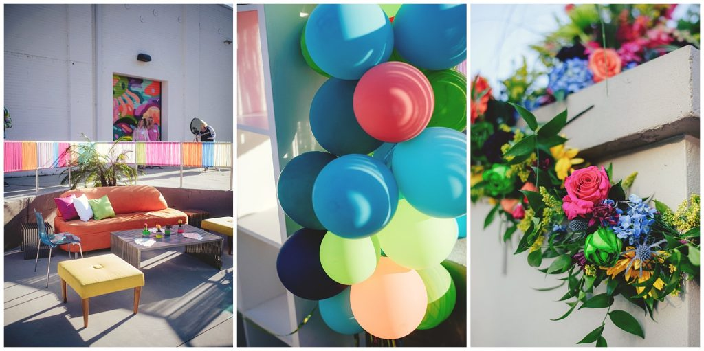 Bright Colors Party