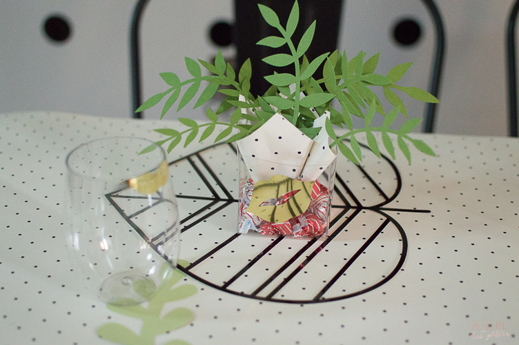 Place setting Plant