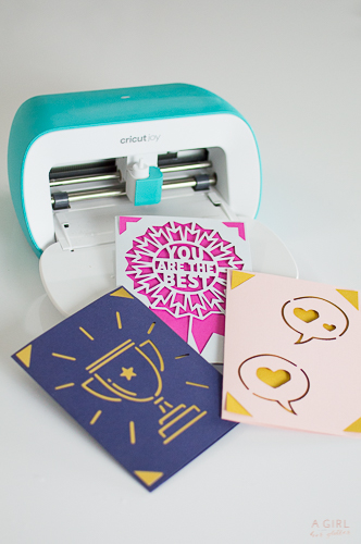 Cricut Joy Card
