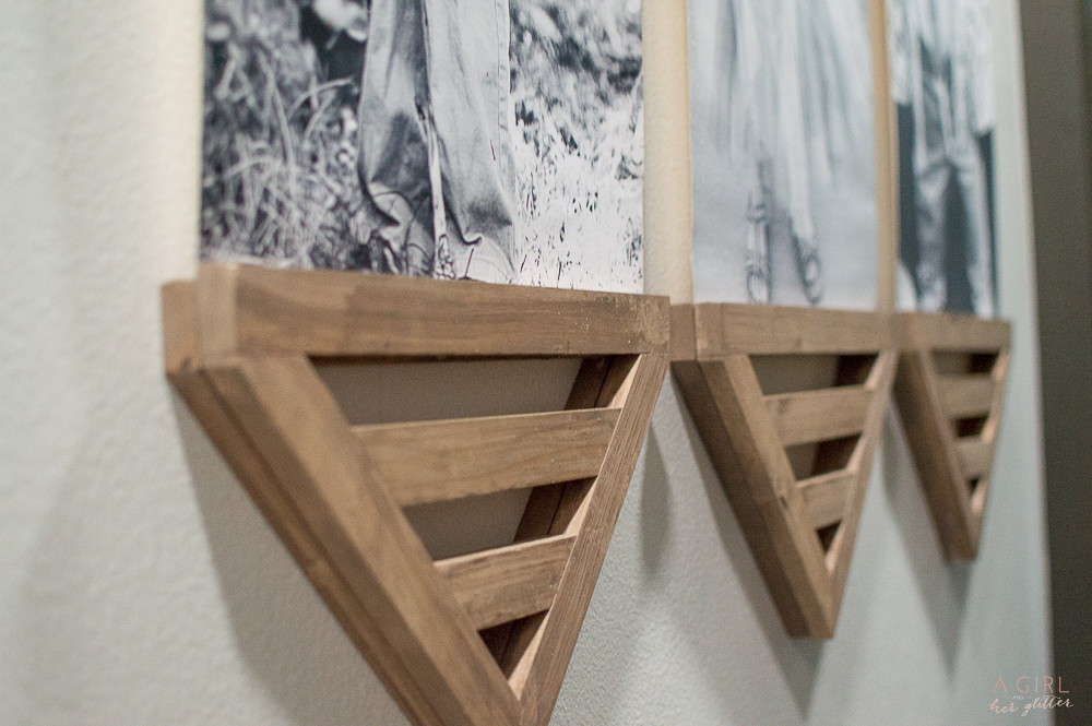 Slat Wood Frames